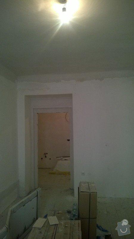Částečná rekonstrukce bytu 2+kk: WP_20150224_003