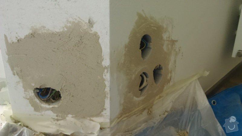 Zasekání 2 zásuvek přes roh na jinou stěnu: DSC_0133_1_