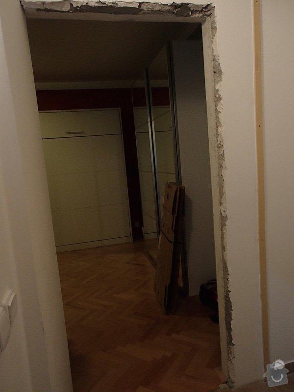 Dveře včetně zárubní: Pokoj2