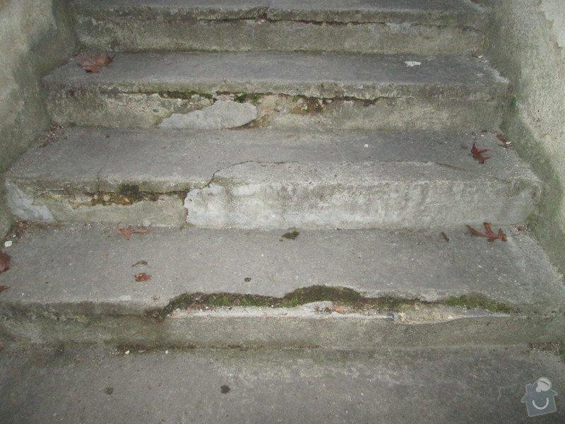 Oprava betonových schodů: IMG_0075