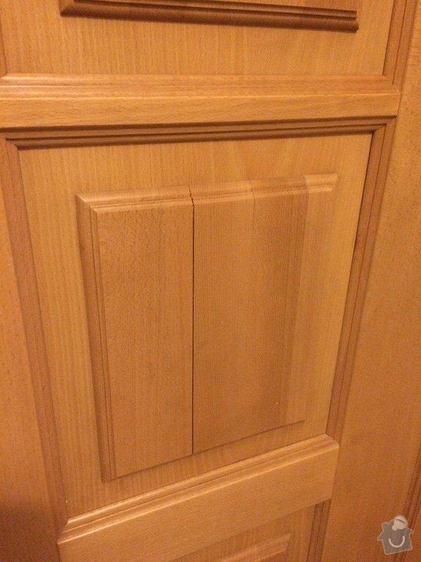 Truhlářské práce - oprava dveří: IMG_4946