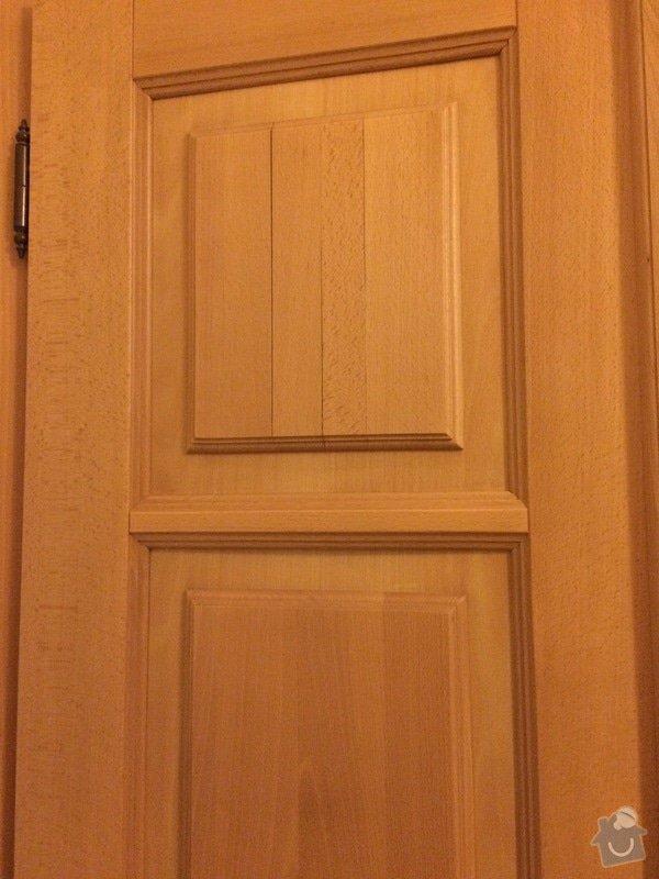 Truhlářské práce - oprava dveří: IMG_4948