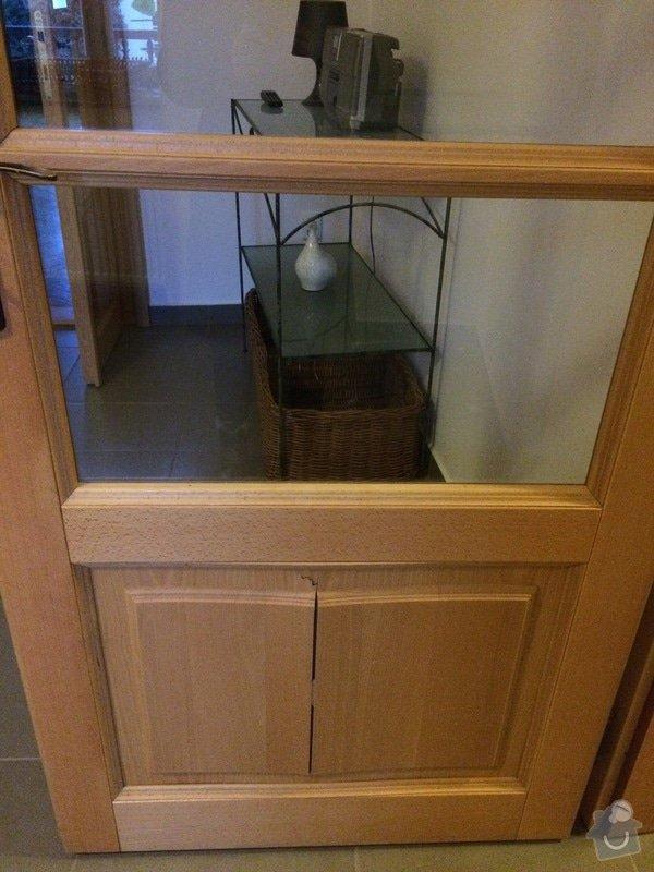 Truhlářské práce - oprava dveří: IMG_4950