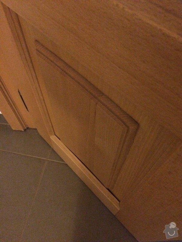 Truhlářské práce - oprava dveří: IMG_4954
