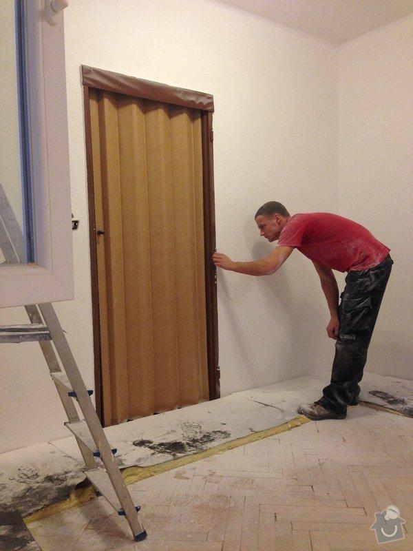 Rekonstrukce pokoje: IMG_2510