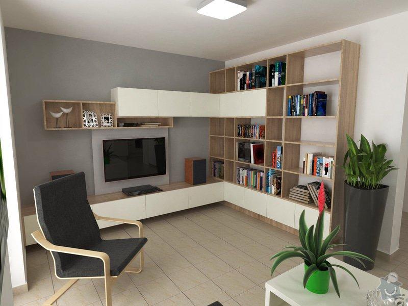 Návrh interiéru: Render_2