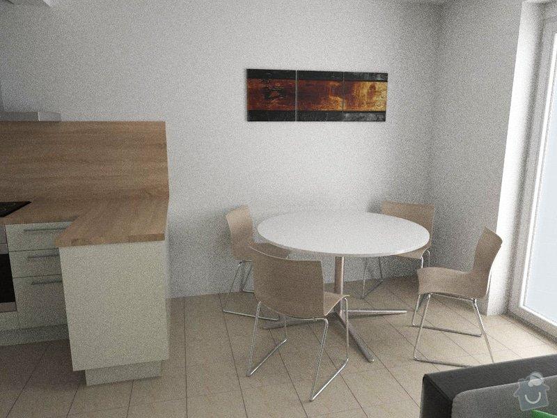Návrh interiéru: RT3