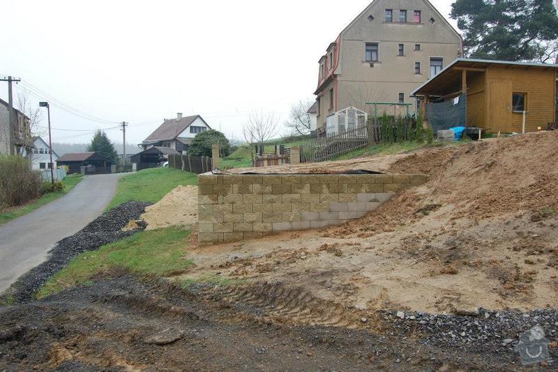 Výstavba gáráže, stání pro auta ,schody , přípojky k RD: 1920619_705433432836848_7426510934963541231_n