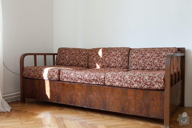 Přečalounění sofa resp. výroba nových matrací a jejích očalounění: _MG_1415