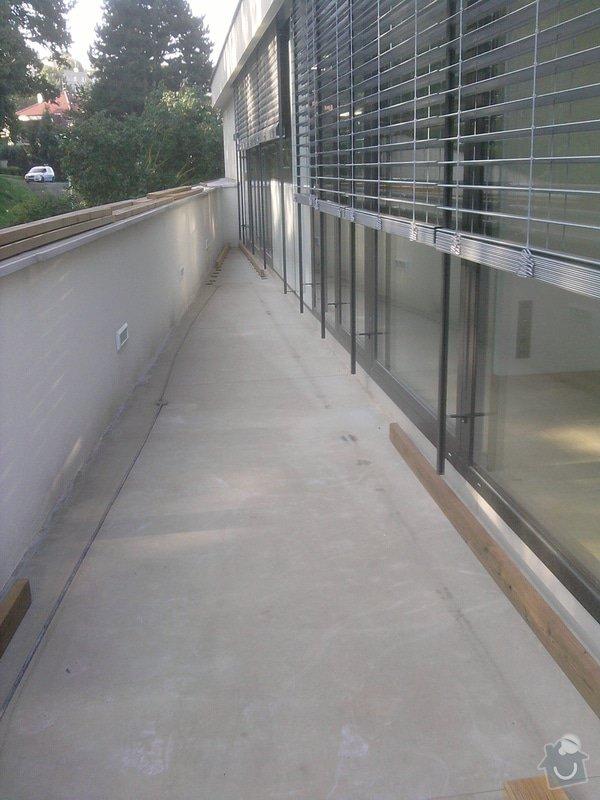 Montáž dřevěné terasy: P050913_09.46