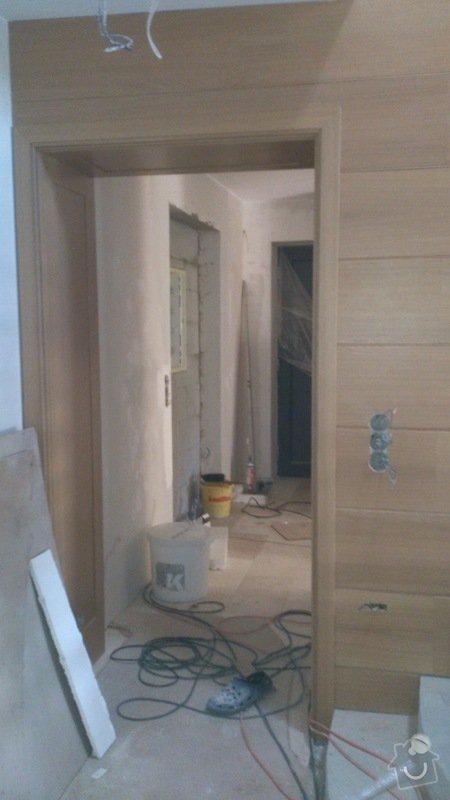 Dřevěné obložení, obložkové dveře, kuchyně, krbové obložení: DSC_0020