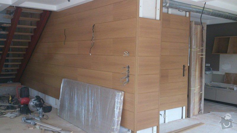Dřevěné obložení, obložkové dveře, kuchyně, krbové obložení: DSC_0001