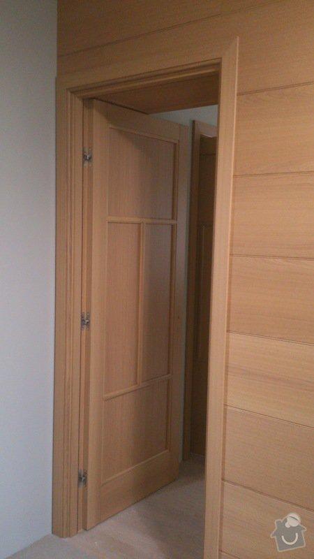 Dřevěné obložení, obložkové dveře, kuchyně, krbové obložení: DSC_0010