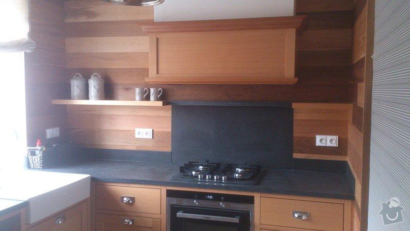 Dřevěné obložení, obložkové dveře, kuchyně, krbové obložení: DSC_0080
