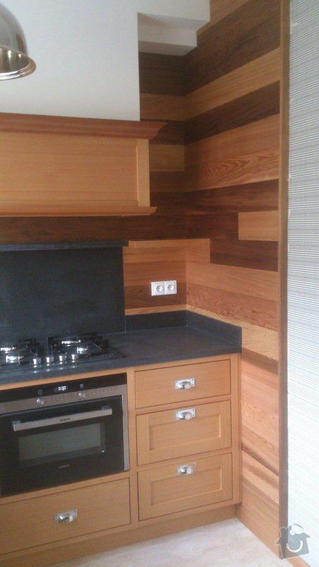 Dřevěné obložení, obložkové dveře, kuchyně, krbové obložení: DSC_0082