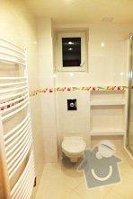 Rekonstrukce koupelny: K2