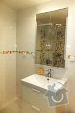 Rekonstrukce koupelny: K4