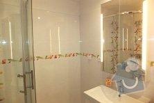 Rekonstrukce koupelny: K5