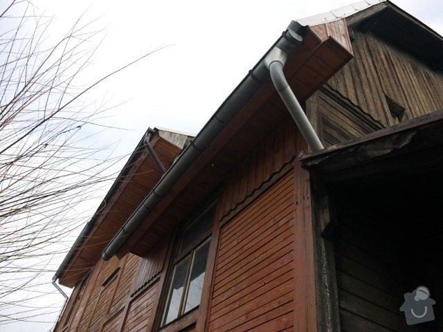 Oprava a zateplení dřevěné fasády: P1080144