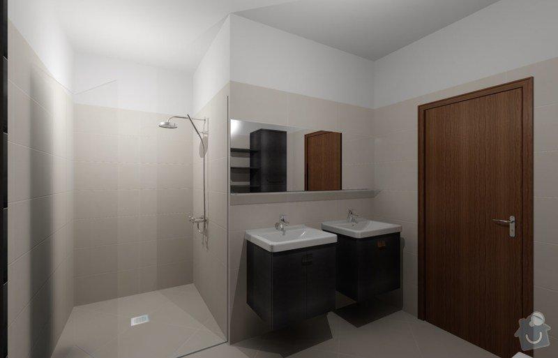 Nábytek koupelna, montáž dvířek kuchyň: z05_bora_-_03