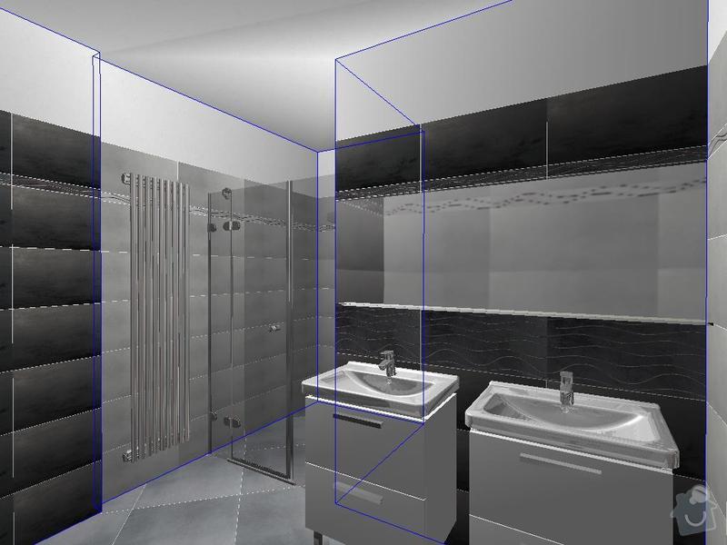 Nábytek koupelna, montáž dvířek kuchyň: 15