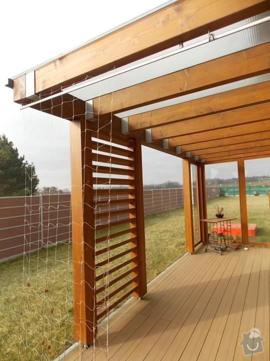 Pergola (střecha z betonových tašek KM Beta): 41958452_720