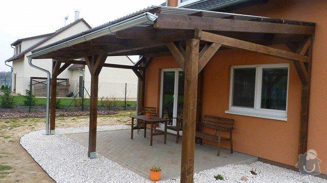 Pergola (střecha z betonových tašek KM Beta): 537d02afb0813f74c41e0100
