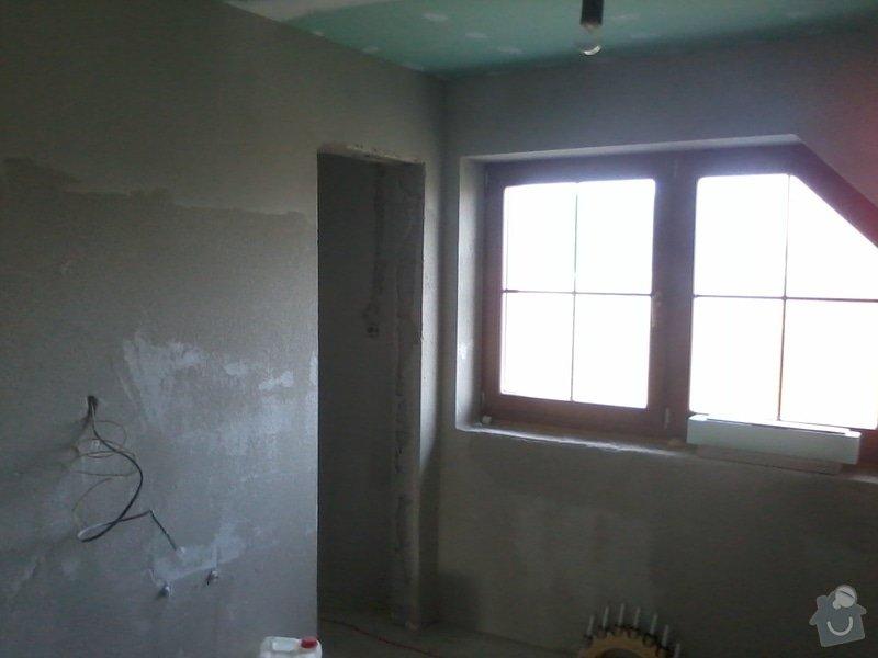 Obložení koupelny a WC + dokončovací práce: Fotografie0333
