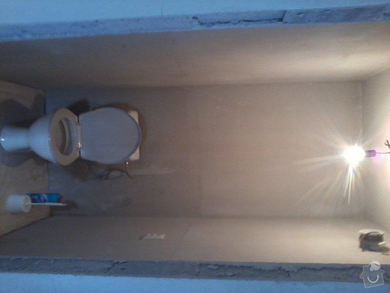 Obložení koupelny a WC + dokončovací práce: Fotografie0336