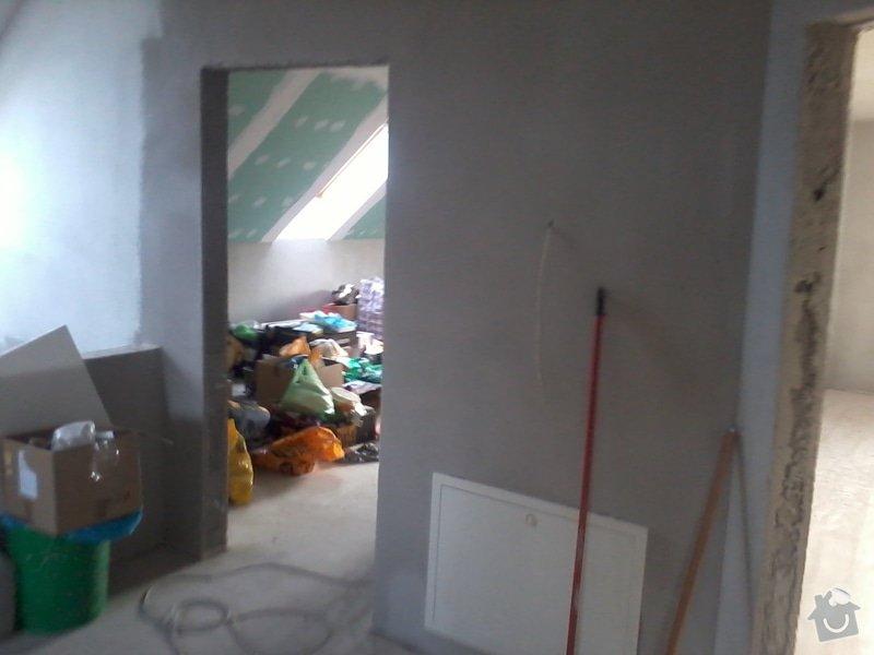 Obložení koupelny a WC + dokončovací práce: Fotografie0338