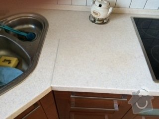 Oprava kuchyňské desky z umělého kamene: IMG_1908