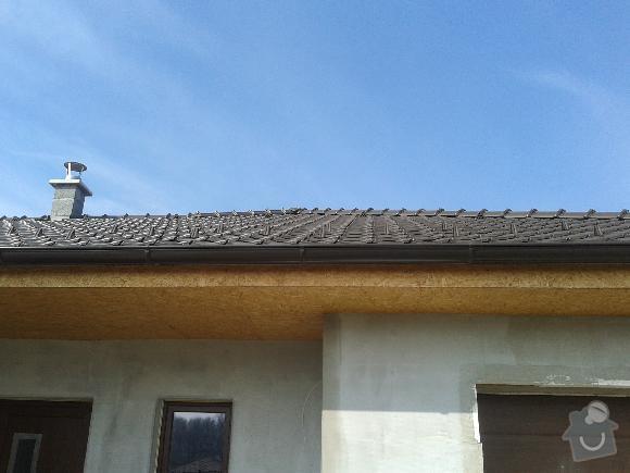 Movostavba,kompletni provedeni střechy: blesa9