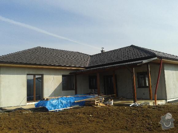 Movostavba,kompletni provedeni střechy: Blesa10