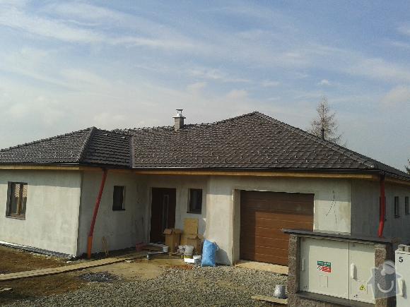 Movostavba,kompletni provedeni střechy: Blesa11
