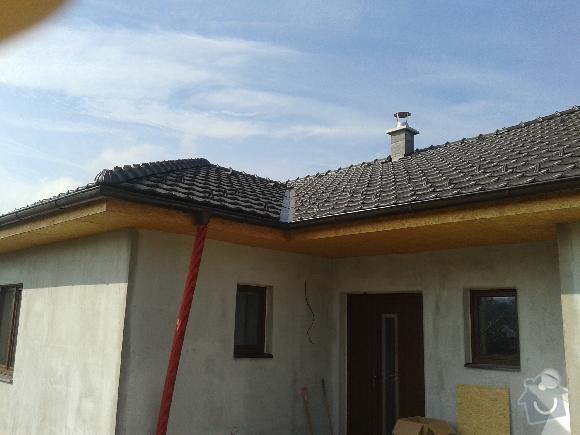 Movostavba,kompletni provedeni střechy: Blesa12