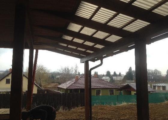 Movostavba,kompletni provedeni střechy