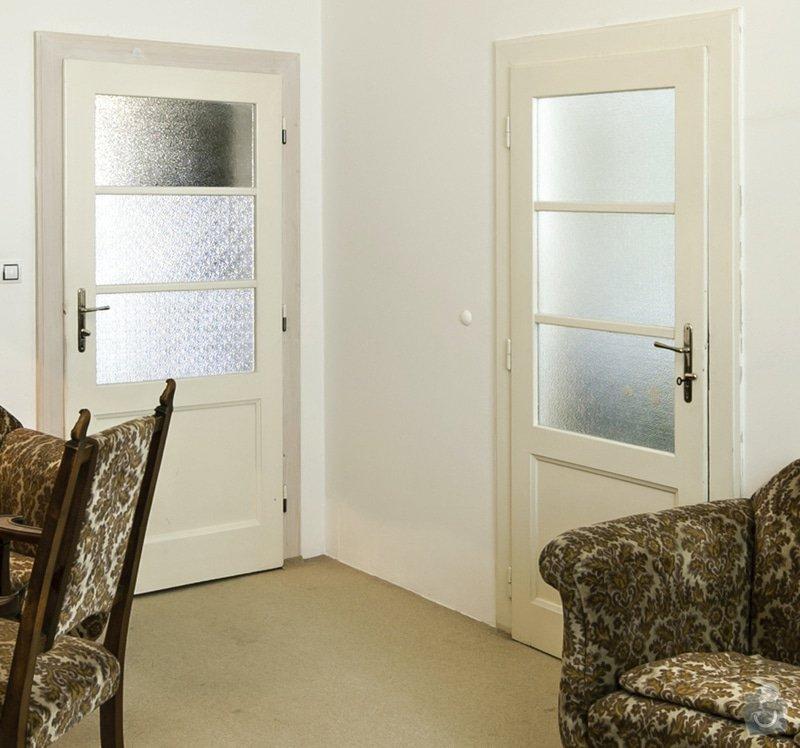 Renovaci dveri: dvere