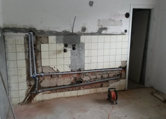Voda+odpad instalatér