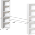 Vyroba pokojove sestavy stul a regaly poptavka sestava