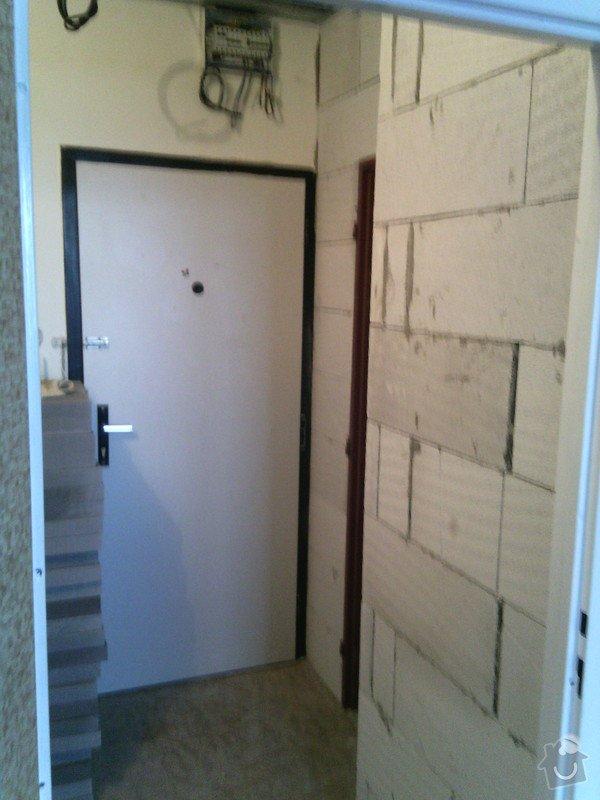 Rekonstrukce koupelny : IMG_20150130_105422