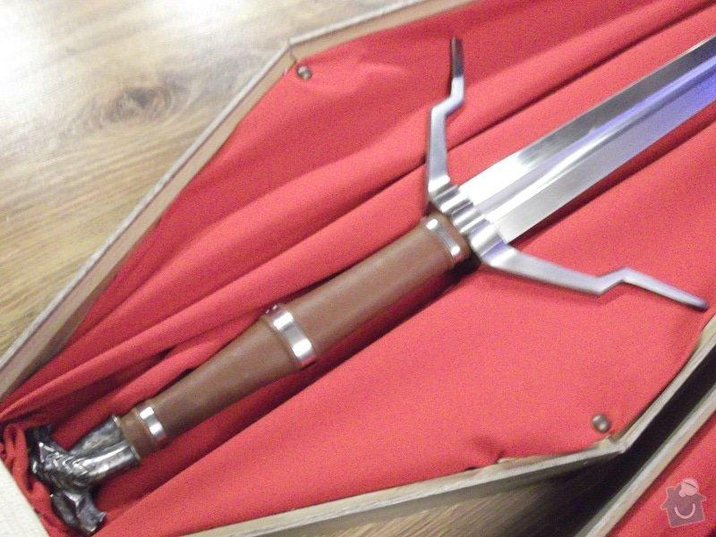 Výroba replik meče: DSCF1053