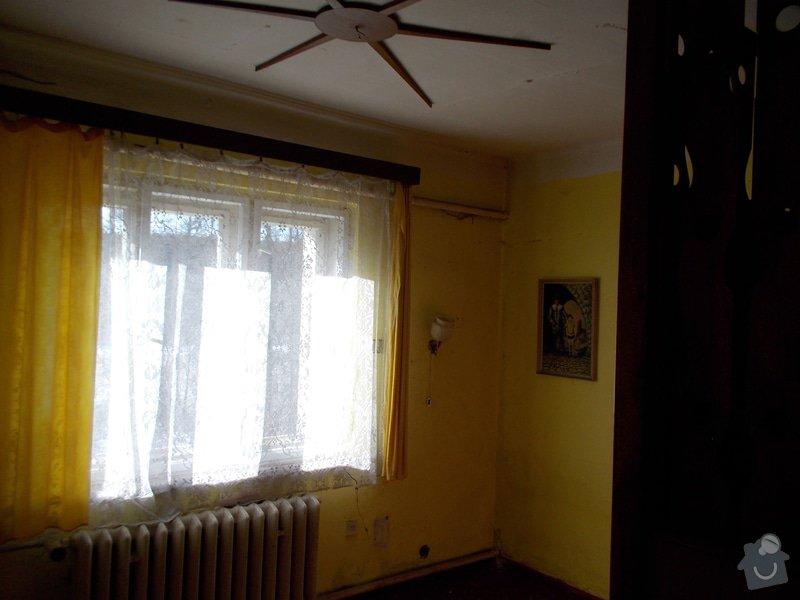 Částěčnou rekonstrukci domku: DSCN9541