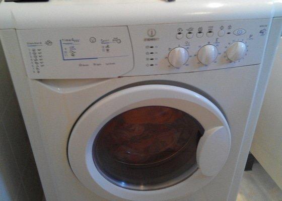 Oprava pračky - dvířka se nezavřou