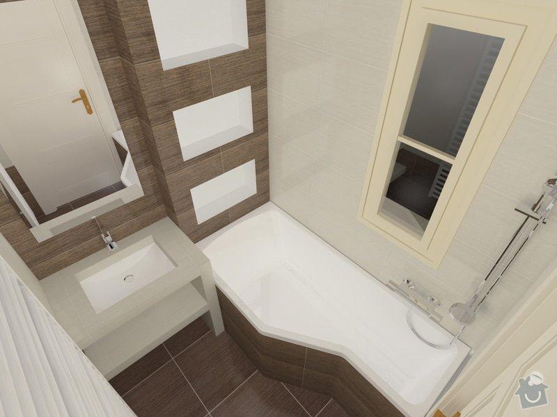 Rekonstrukce koupelny: koupelna_1