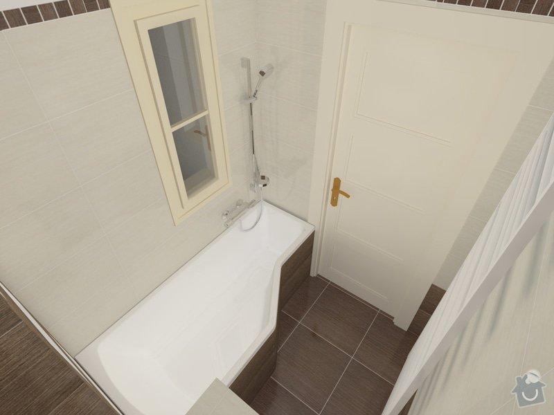 Rekonstrukce koupelny: koupelna_2