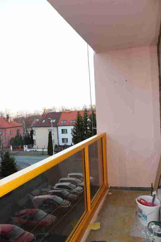 Zasklení lodžie: Bukolska_balkon_02