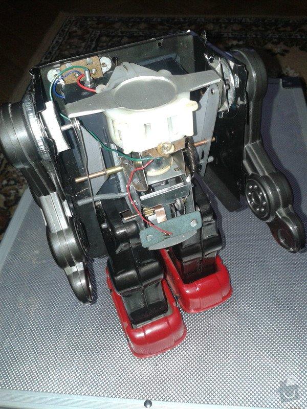 Oprava hračky robota: Opravy_elektroniky.opravy_elektro_opravy_rc_modelu