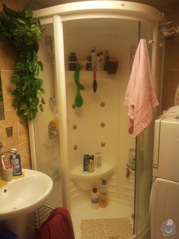 Vymenu sprchoveho koutu za vanu.: 20150304_094620
