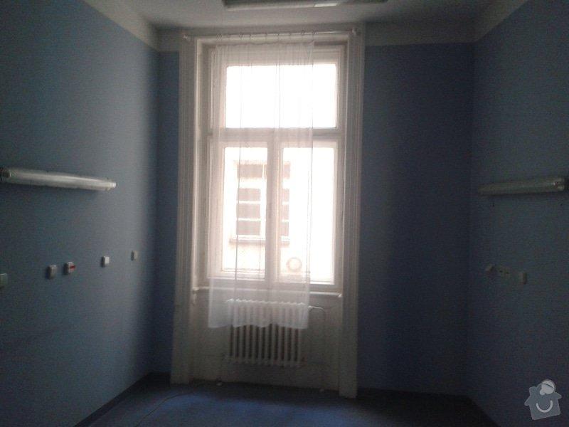 Rekonstrukce prostorů pro zdravotnické zařízení: 20150216_154052