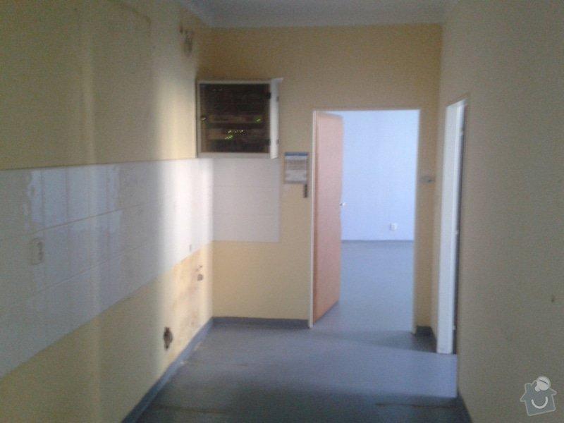 Rekonstrukce prostorů pro zdravotnické zařízení: 20150216_154208